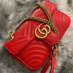 Double G Gucci bag GG